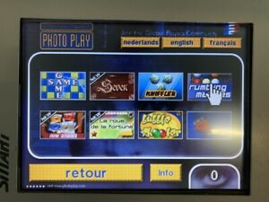 UPDATE pour TACTILE photoplay version 2003