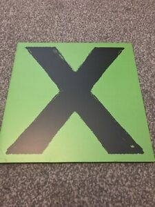 Ed Sheeran Multiply X Vinyl Pink Record 12 Lp Ebay