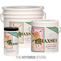 Maxsea 3-20-20 Bloom Plant Food - Water Soluble Seaweed Nutrients Fertilizer