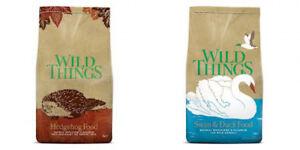 Wild Things Hedgehog Badger Fox Swan & Duck Food 2kg