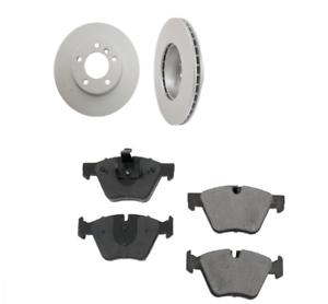 2Meyle FRONT Rotor Kit Disc Brake OPpart Pad Set for BMW 325i 328i PROVIDE VIN#?