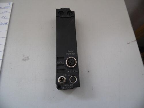 Beckhoff IE6002  1-Kanal serielle Schnittstelle 5//3//3 RS232 unbenutzt