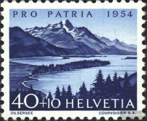 Schweiz-601-postfrisch-1954-Pro-Patria