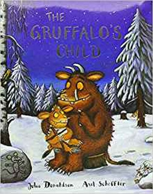 The Grufallo's Child, Donaldson, Julia, New Book
