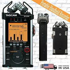 Tascam DR-44WL Linear PCM Portable Handheld 4-track Digital Recorder w/ Wi-Fi