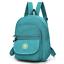 Waterproof-Mini-Backpack-Women-Purse-Nylon-Shoulder-Rucksack-Small-Travel-Bag thumbnail 3