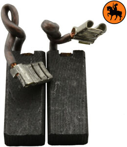TempéRé Balais De Charbon Pour Black & Decker 5097 - 6x10x24mm