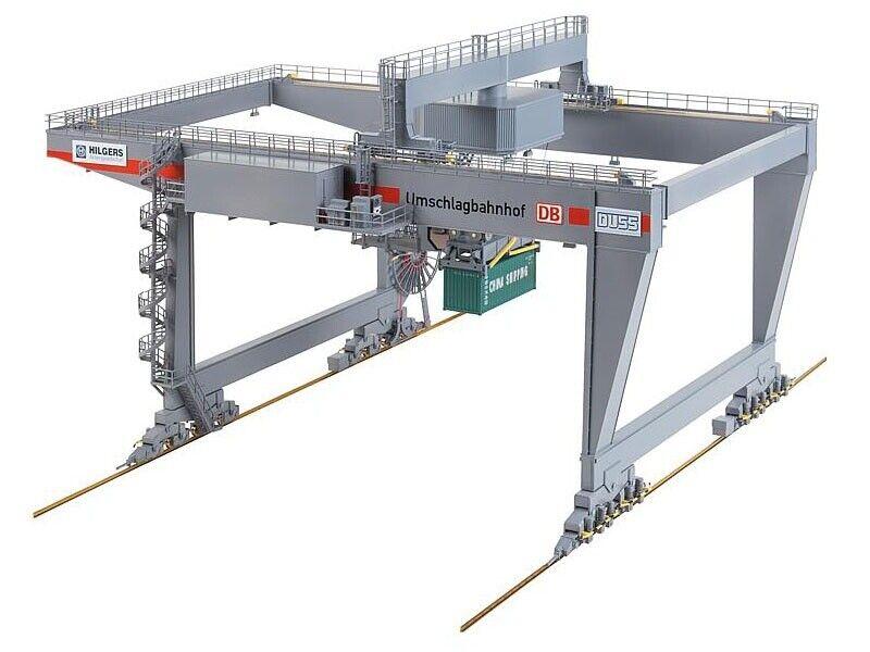 Ftuttier 120290 container container container ponte KIT h0 2673df