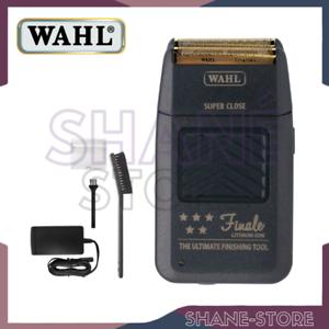WAHL-FINALE-RASOIO-ELETTRICO-TAGLIACAPELLI-SHAVER-FINISHING-CORDLESS-SFUMATURE