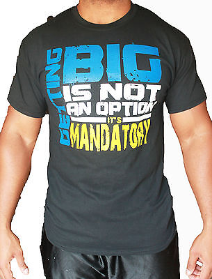 MEN WORKOUT/GYM BLACK T-Shirts/Tank tops Gym/Bodybuilding/Crossfit MEATHEADS