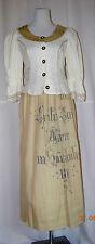 Wiesn-Outfit Trachtenkleid Dirndl Landhaus-Kleid Gr 36 Wickelrock und Bluse