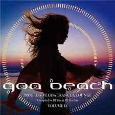 GOA BEACH VOLUME 18 Zyce MINDWAVE vibrasphere KOAN ushikha KICK BONG cydelix