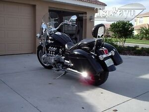 Image Is Loading Tyu Strong Hardbags For Honda Valkyrie Abs In