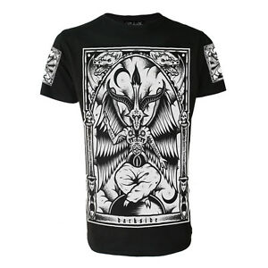 Baphomet Men S T Shirt Darkside Occult Collection Sizes S 2xl