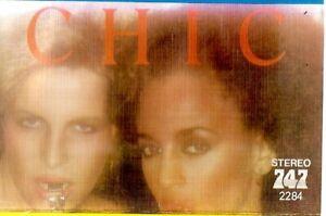 Chic  Ist Album Chic 747 Import Cassette Tape