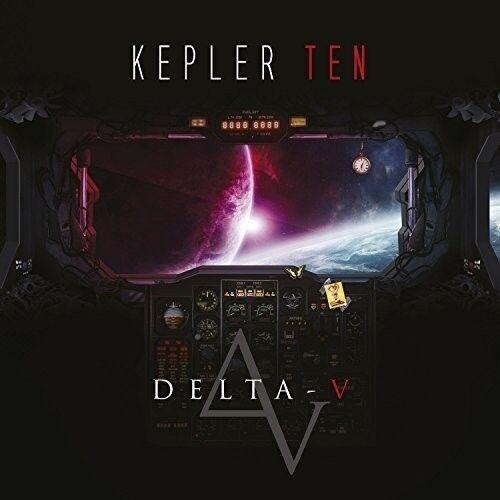 KEPLER TEN - DELTA-V   CD NEW
