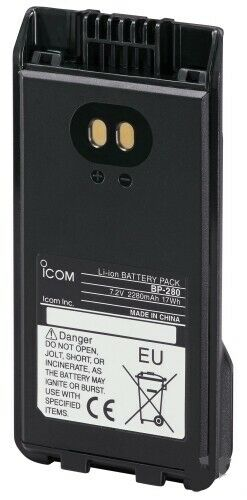 IC.038.3 BP-280 Batteriepack Akku für ICOM IC-A16E