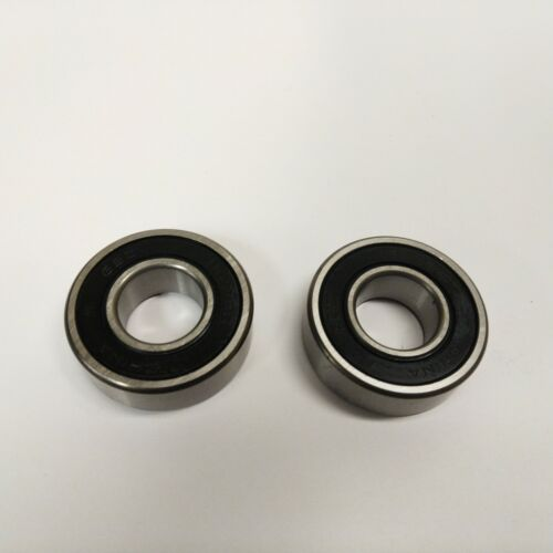 """GENERAL BEARING GBC 1623 2RS DBL Rubber Seal 5//8/""""x1 3//8/""""x7//16/"""" NEW LOT OF 2"""