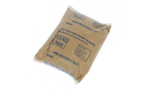 Neuf 12.5 kg sac de feu sable
