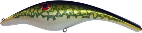Farbwahl sinking NEUHEIT 2015 ZALT silent 14cm// 39g