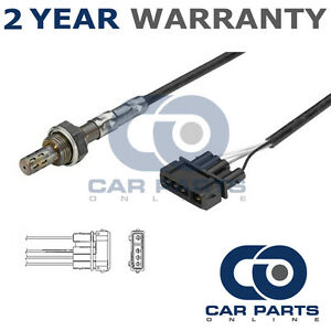 Para-Volkswagen-Golf-MK3-2-8-VR6-1992-97-4-Cable-de-Sonda-Lambda-Delantero-Sensor-De-Oxigeno