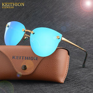 f75de9df8c Image is loading KEITHION-Polarized-Sunglasses-Womens-Driving-glasses-Cat- Eye-