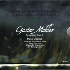 Christoph Eschenbach - Symphony No 6 - Piano Quartet [New SACD] Hybrid