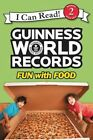 Guinness World Records: Fun with Food by Christy Webster (Hardback, 2016)