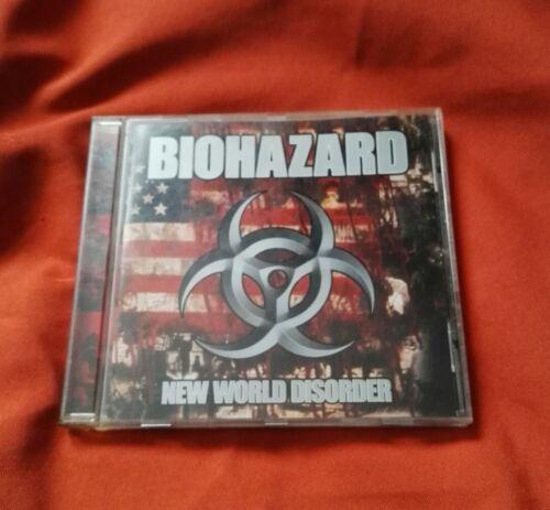 1 von 1 - BIOHAZARD - New World Disorder
