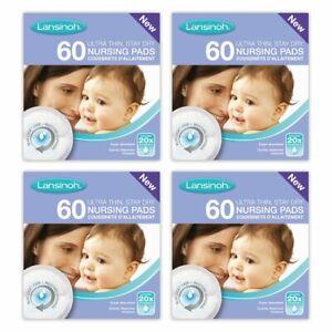 Jetables Nursing Breast Pads 4 X 60 Natural Fit Ultra-mince Super Absorbant-t Fr-fr Afficher Le Titre D'origine