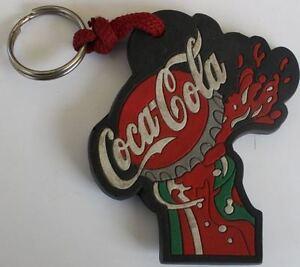 Chile Coca Cola keychain