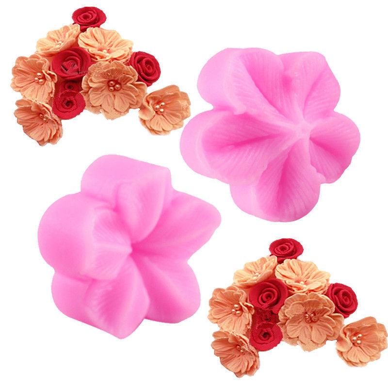 2X Plum Flower