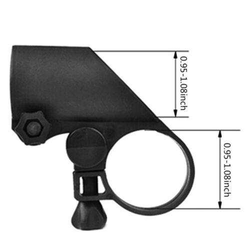 Cycling Grip Mount Bracket Flashlight LED Torch Clamp Clip Bicycle Light HoldeRD