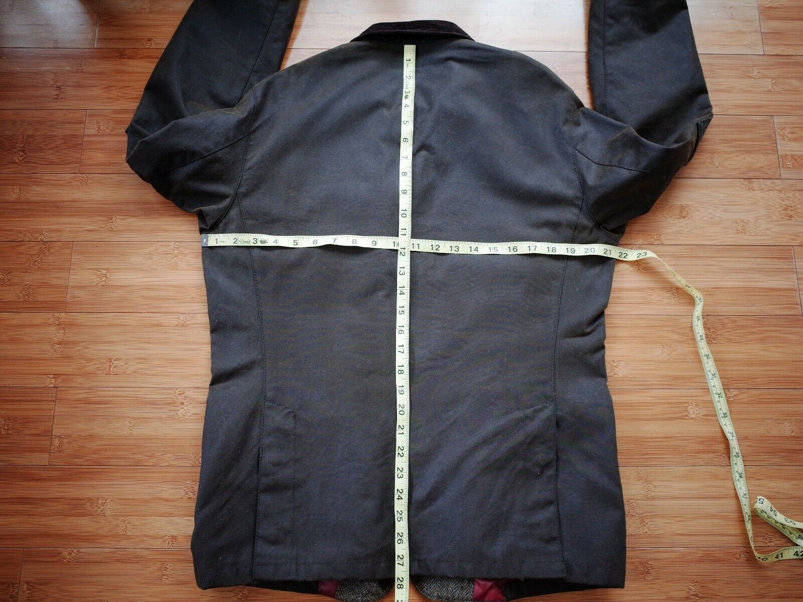 Barbour Dalkeith Wax Jacket – (size Small)  - image 10
