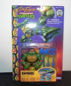 Teenage Mutant Ninja Tortue Force Raphael 1996- Nouveau sur la carte - Livraison gratuite 43377151531