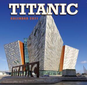 Titanic-Calendar-2021