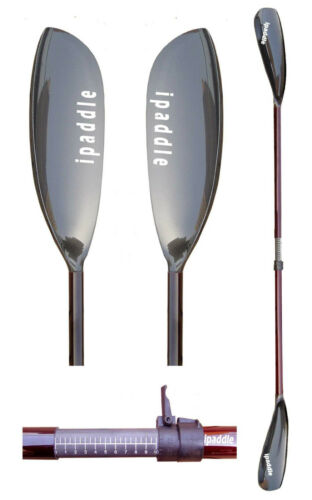 Ski Carbon Wing Paddle iPaddle Mid Wing Adjustable Kayak