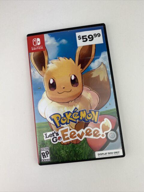Pokemon: Lets Go Eevee! (Nintendo Switch, 2018)