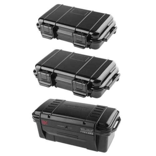 #QZO Outdoor Shockproof Sealed Waterproof Safety Case ABS Plastic Tool Dry Box