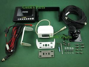 Details about Weldex RV Motorhome 5 Inch Back Up Monitor System WDRV-5041M on