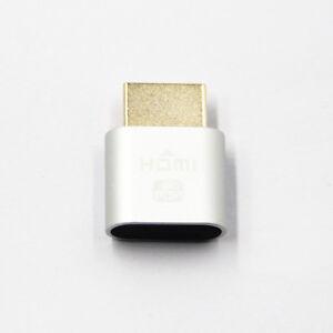 VGA-Virtual-Display-Adapter-HDMI-EDID-Dummy-Plug-Headless-Ghost-Emulator-Silver