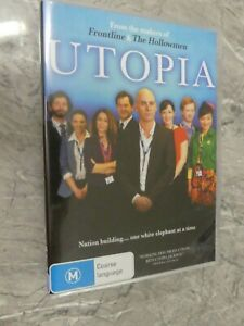 Utopia-DVD-Region-4-2-Disc-Set-New-amp-Sealed-LD3