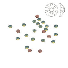 Swarovski (2038) Hotfix Crystals SS6 Pacific Opal Pack of 24 (K59/8)