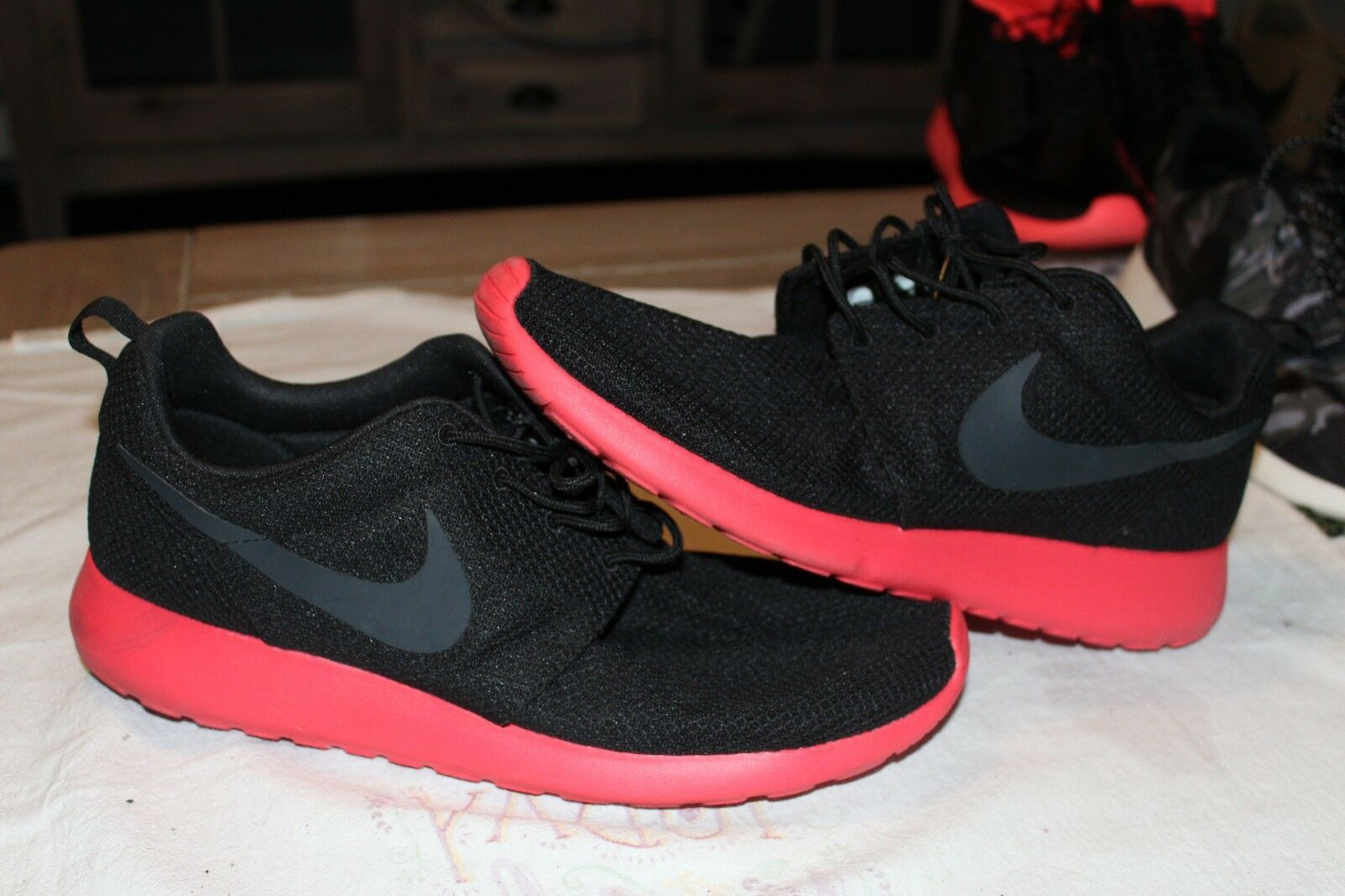 Nike Rosherun Roshe Run Siren Red Air Max