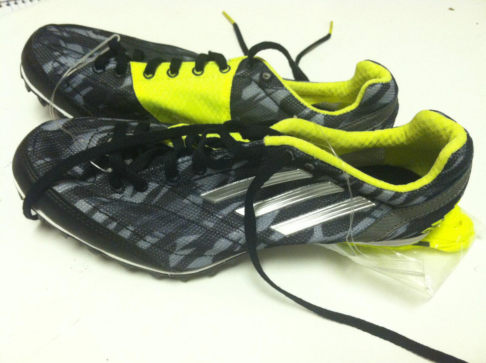 Adidas scarpe da ginnastica - grigio / nero nwob - sz 12 - nwob nero - b-sho-4 809be1