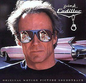 PINK-CADILLAC-Original-Motion-Picture-Soundtrack-OST-CD