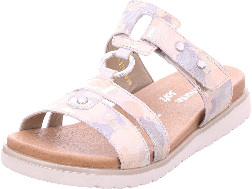 Remonte Damen Damen Damen  Pantolette Sandalen Hausschuhe Sonstige  | Zu verkaufen  6f1297