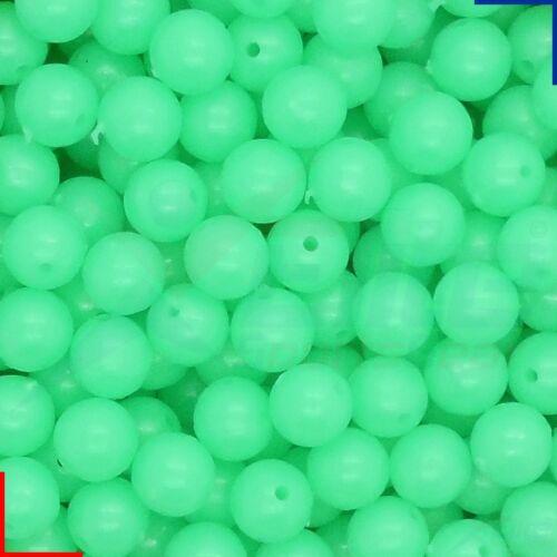 Hochseeangeln Perlen 6//8 mm Verschiedene Farben 5,25,50,100,250,500,1000