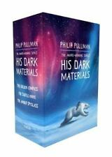 Philip Pullman~HIS DARK MATERIALS 3 BOOK BOX SET~NICE COPIES