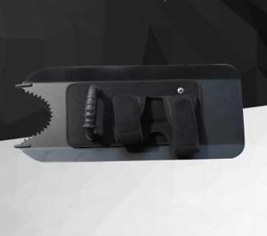 Serrated Metal Arm Type Anti-Riot Shield For Protecte Swat Combat Self Defence